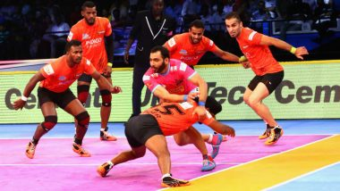 PKL 2018-19 Today's Kabaddi Matches: Schedule, Start Time, Live Streaming, Scores and Team Details of November 16 Encounters!