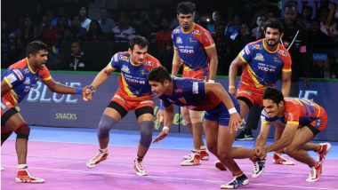 PKL 2018-19 Today's Kabaddi Matches: Schedule, Start Time, Live Streaming, Scores and Team Details of December 01 Encounters!
