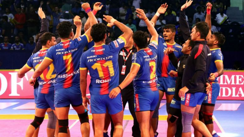 Bengal Warriors vs U.P. Yoddha, PKL 2018-19 Match Live Streaming and Telecast Details: When and Where To Watch Pro Kabaddi League Season 6 Match Online on Hotstar and TV?