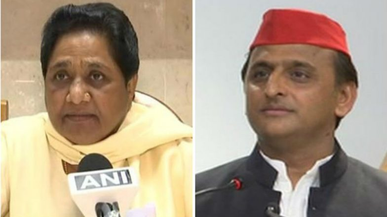 Akhilesh Yadav, Mayawati Hint at SP-BSP Alliance, to Hold Joint Press Conference Tomorrow