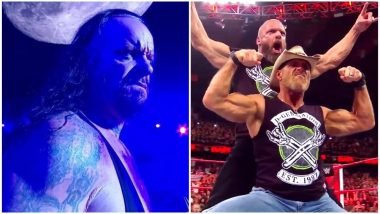 The Undertaker, Kane to Take On Triple H, Shawn Michaels at WWE Crown Jewel Event in Saudi Arabia: Watch Videos