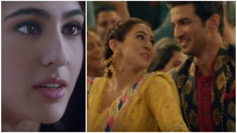 'Kedarnath' teaser: Sushant Singh Rajput and Sara Ali Khan battle nature's wrath