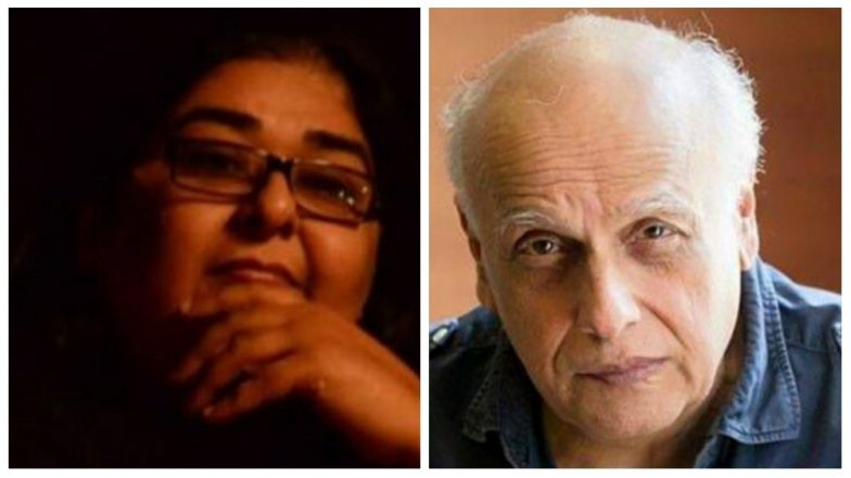 Mahesh Bhatt on Vinta Nanda's Allegations Against Alok Nath: I am Devastated by Her #MeToo Story