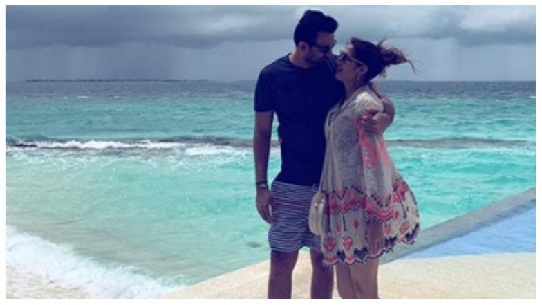 Sagarika Ghatge and Zaheer Khan's Maldives Vacation Pics Will Make You Envious!