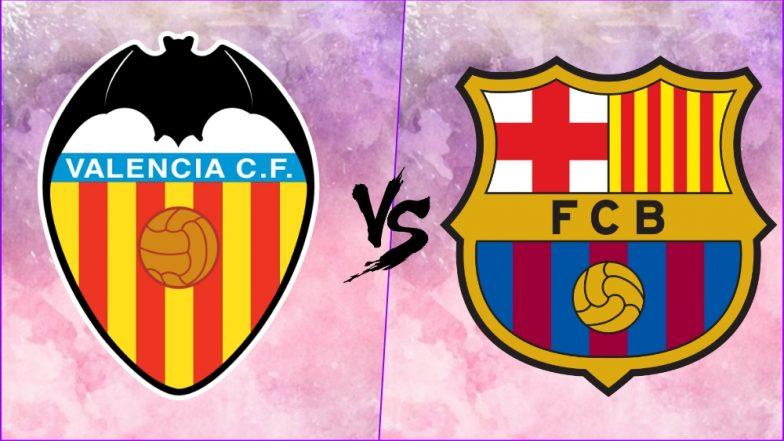Valencia Vs Barcelona Live Streaming Online How To Get Spanish La