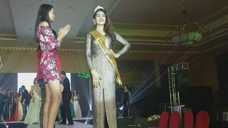 Veena Sendre, Former Miss Chhattisgarh Becomes Country's First Trans Queen