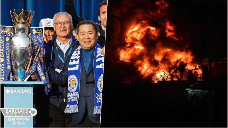 Who Was Vichai Srivaddhanaprabha? Leicester City FC Owner Dies in Helicopter Crash Near Football Stadium (See Pics & Video)