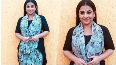 Mission Mangal: Vidya Balan Begins Shooting With Sanjay Kapoor for the Movie - See Pic