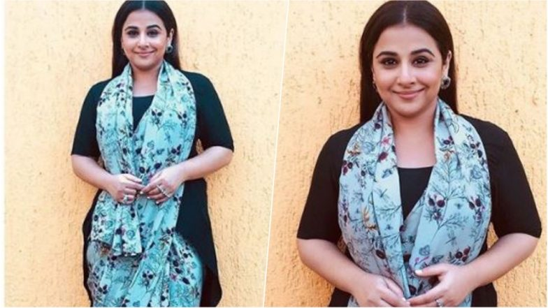 Vidya Balan Has a Special Message for All the Children; Urges Them to Indulge in Physical Activities And Leave Gadgets