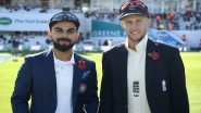 India vs England 2021 Schedule, Free PDF Download: Get Fixtures, Time Table With Match Timings in IST and Venue Details of IND vs ENG Test, T20I and ODI Series