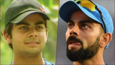 Virat Kohli's Transformation from Cheeku to Captain of Indian Cricket Team is Inspiring (See Pic)
