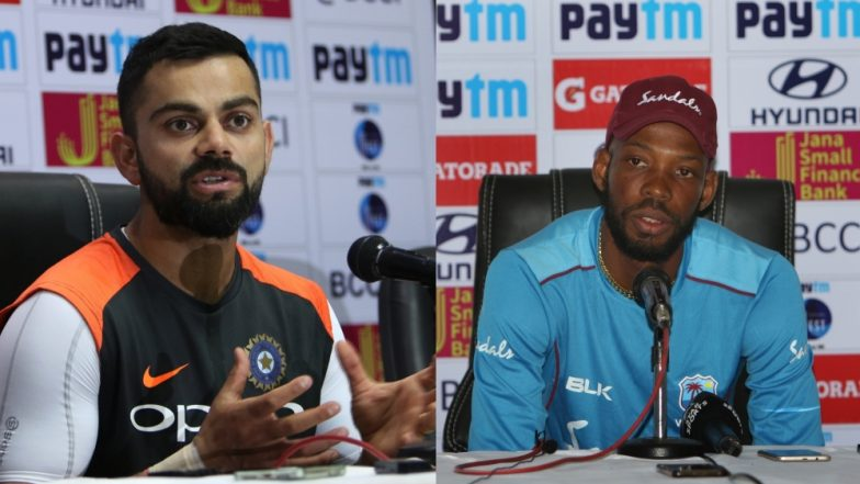 India vs West Indies 2nd Test 2018 Preview: Virat Kohli's Men Eyeing Clean Sweep in Hyderabad