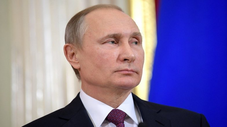 Russia's Trust in President Vladimir Putin at 'All-Time Low', Says Fresh Poll