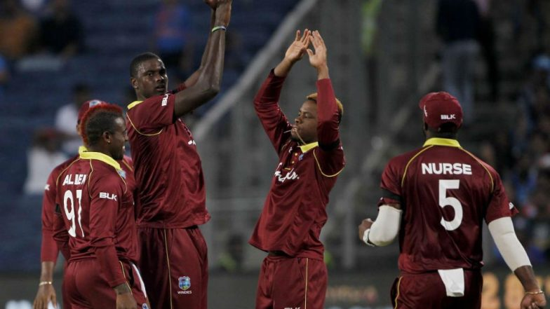 Live Cricket Streaming of West Indies vs England ODI Series 2019 on SonyLIV: Check Live Cricket Score, Watch Free Telecast Details of WI vs ENG 4th ODI Match on TV & Online