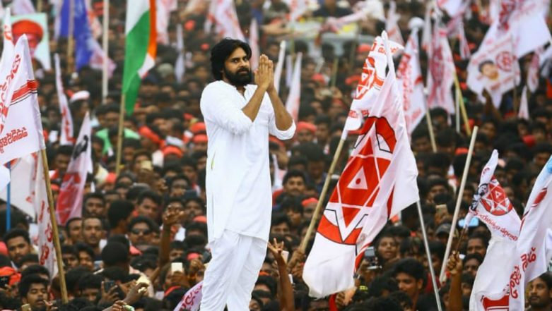 Lok Sabha Elections 2019: Pawan Kalyan-Led Jana Sena Announces First List of Candidates in Andhra Pradesh