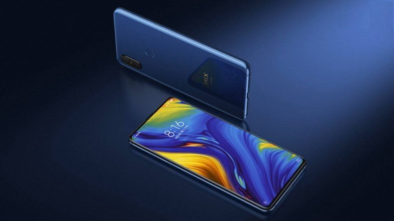Xiaomi Mi MIX 3 Smartphone With 10GB RAM & Snapdragon 845 Launched; Prices, Specifications, Features & More