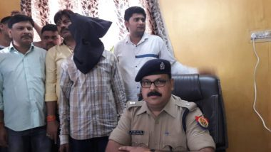 Uttar Pradesh: Suspected ISI Agent Zahid Held in Bulandshahr
