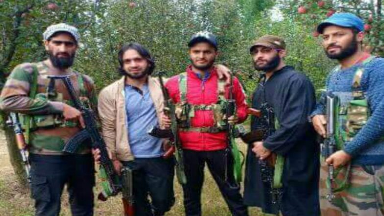 SPO Adil Bashir who Decamped with Weapons Joins Hizbul Mujahideen
