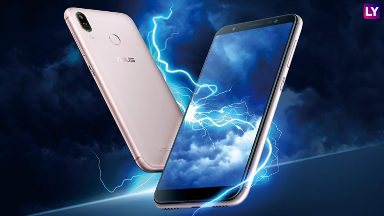 Asus Zenfone Lite L1 and Asus Zenfone Max M1 Smartphones Launched in India at Rs 5999 and Rs 7499