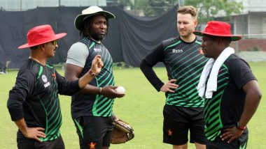 Live Cricket Streaming of Zimbabwe vs United Arab Emirates ODI Series 2019: Check Live Cricket Score, Watch Free Telecast ZIM vs UAE 3rd ODI on TV & Online