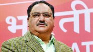 JP Nadda Elected New BJP President, Succeeds Amit Shah Ahead of Delhi Assembly Elections 2020