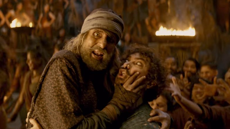 Thugs of Hindostan Box Office: Amitabh Bachchan and Aamir Khan's Magnum Opus Gets 7000 Screens Worldwide; Over Two Lakh Tickets Sold in Advance Bookings