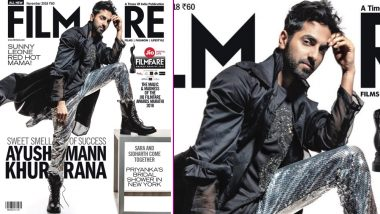 Ayushmann Khurrana's New New Magazine Cover Will Compel You to Take a 'Shine' to Him