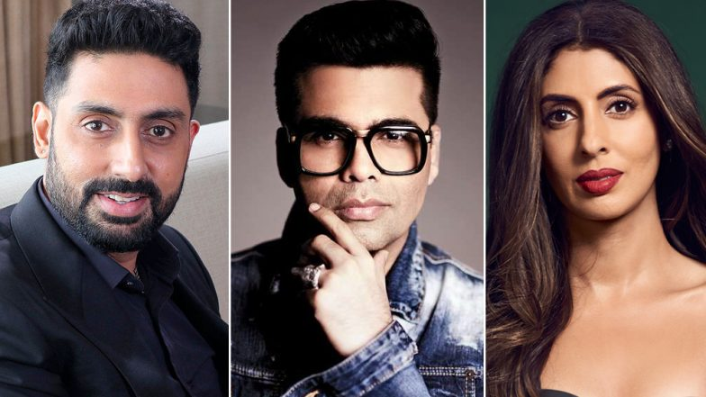 Koffee With Karan 6: Not Aishwarya Rai But Abhishek Bachchan to Sip Coffee With Sister Shweta