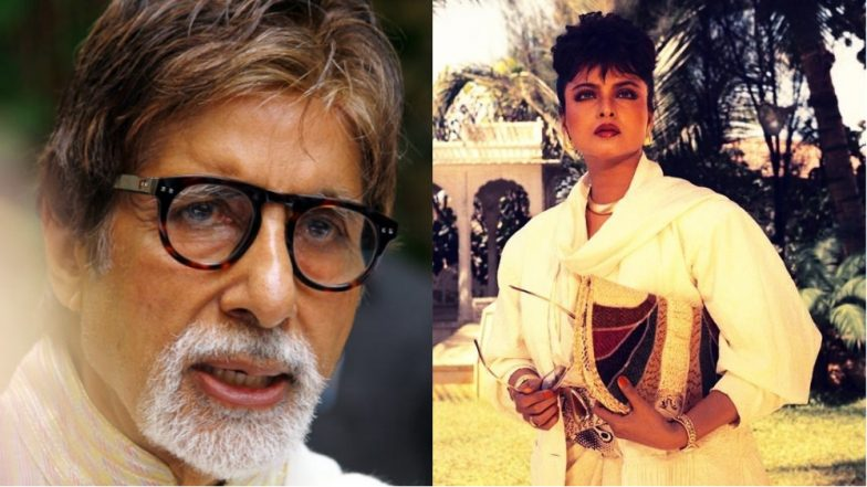 Rekha's Film Khoon Bhari Maang Has a Major Amitabh Bachchan Connection! (Watch Video)