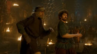 Thugs of Hindostan Song Vashmalle: 3 Dance Steps From the Aamir Khan-Amitabh Bachchan Number That You Can Copy With Your BFF at Every Party