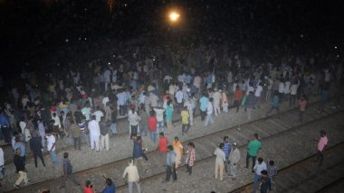 Amritsar Dussehra Event Host Told Navjot Kaur Sidhu '5,000 Standing on Tracks For You', Failed to Alert Railways