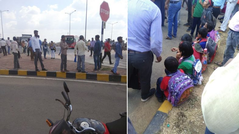 Chhattisgarh: Three Including School Kids Killed in Collision of Two Buses in Atal Nagar