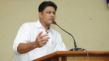 Anil Kumble Obliges to a Fan on Flight, Agrees to Meet Him On-Board After Receiving a Tweet