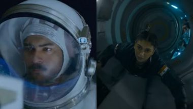 Antariksham 9000 KMPH Teaser: Aditi Rao Hydari and Varun Tej's Space Adventure Film Has Impressively Stunning Visuals – Watch Video