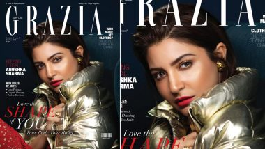Anushka Sharma's Eyes Do All the Talking in Her New Magazine Cover – View Pic