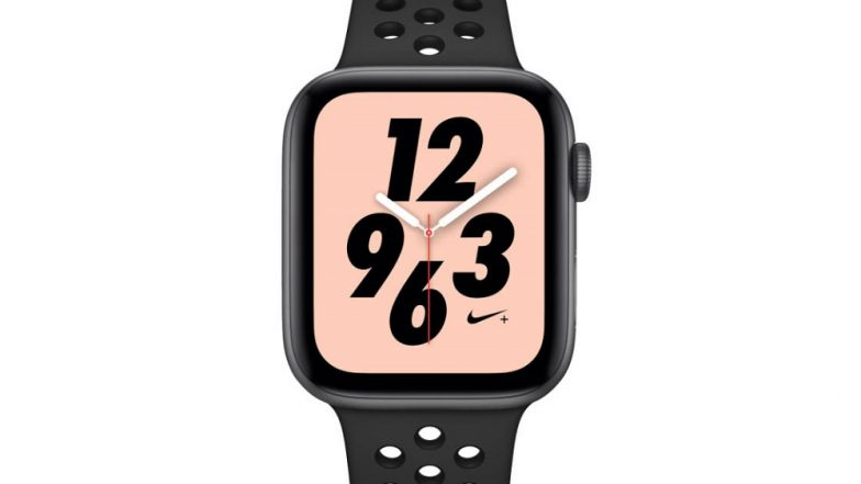 Apple Watch Nike+ Series 4 Officially Released in Limited Numbers