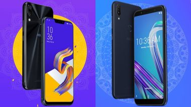 Flipkart Big Billion Days Sale 2018: Discount of up to Rs 5000 on Asus Zenfone 5Z & Zenfone Max Pro M1 with Cashback