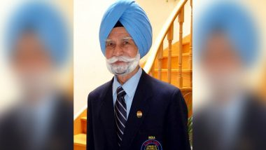 Balbir Singh Sr, Hockey Legend and Three-Time Olympic Gold Medallist, Passes Away at the Age of 95