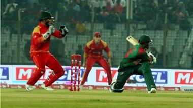 Zimbabwe Will Not Travel to Bangladesh to Play T20 Tri-Series