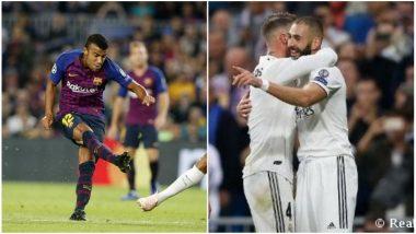 Barcelona vs Real Madrid, La Liga 2018-19: Arch Rivals Meet in El Classico As Julen Lopetegui's Future Hangs in Balance