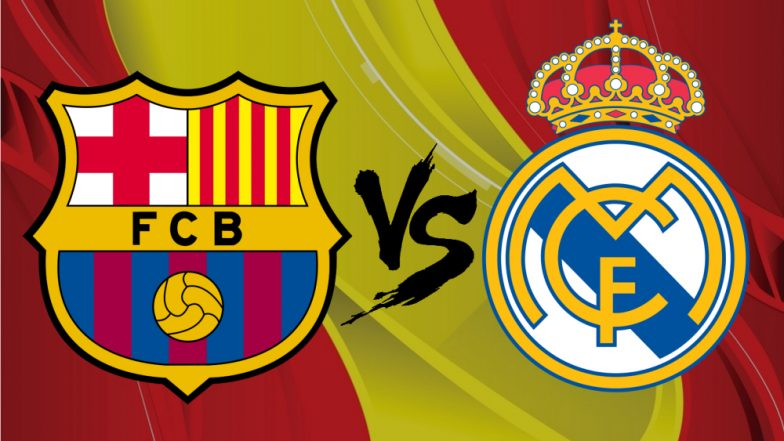 Barcelona vs Real Madrid, El Clasico 2018 Live Streaming Online: How to Get La Liga Match Live Telecast on TV & Free Football Score Updates in Indian Time?