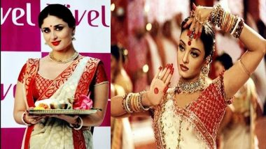 Durga Puja 2018: Simple Steps to Wear the Iconic Bengali-Style Saree in 2 Minutes (Watch Video)