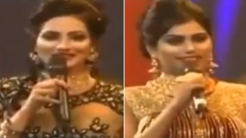 Miss World Bangladesh 2018: Contestant Says H2O Is a Restaurant; Watch Viral Video