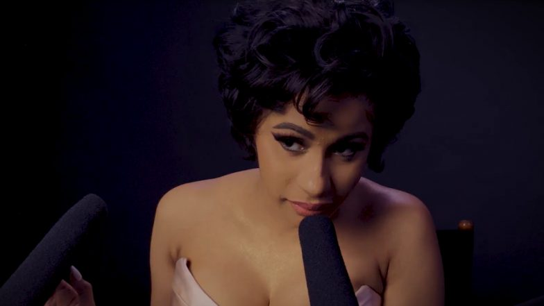 In Cardi B's ASMR Video, Rapper Whispers About Motherhood, Career and Plays With Toys