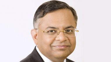 N Chandrasekaran, Chairman of Tata Sons' Salary Up By More Than 80% in FY18
