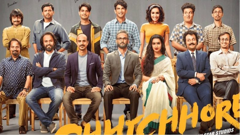 Chhichhore Poster: Sushant Singh Rajput and Shraddha Kapoor Look UNRECOGNIZABLE in Nitesh Tiwari's Quirky Movie