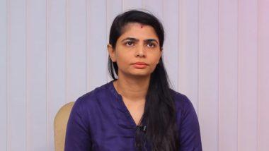 #MeToo in India: Chinmayi Sripada Files Complaint Against Lyricist Vairamuthu