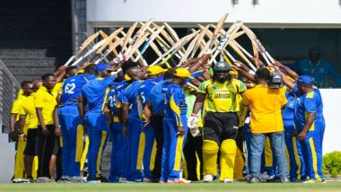 Chris Gayle Retires From List A Cricket After Scoring a Hundred for Jamaica! Played Last Match as Captain