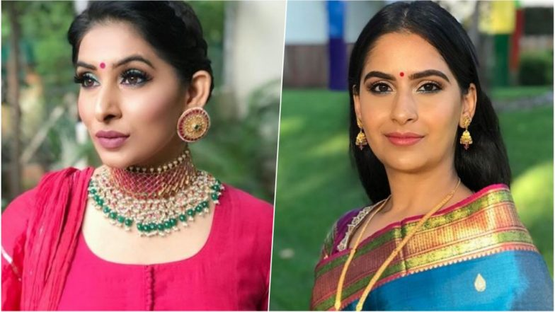 Makeup Essentials for Festive Season 2018! From Shimmery Eyeshadows to Blinding Highlighters, Perfect Your Traditional Look