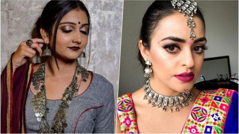 Navratri 2018 Makeup Ideas for Garba Nights: Tutorials & Tips for a Long-Lasting Makeup This Dandiya Festival
